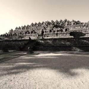 Borabadur temple